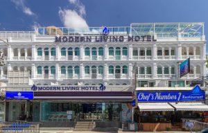 Modern Living Hotel бронирование