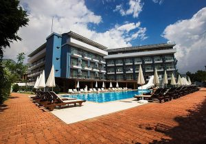 Monna Roza Beach Resort Hotel бронирование