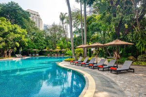 Movenpick BDMS Wellness Resort Bangkok бронирование