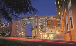 Movenpick Hotel Ibn Battuta Gate бронирование