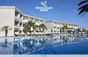 Mythos Palace Resort & SPA бронирование