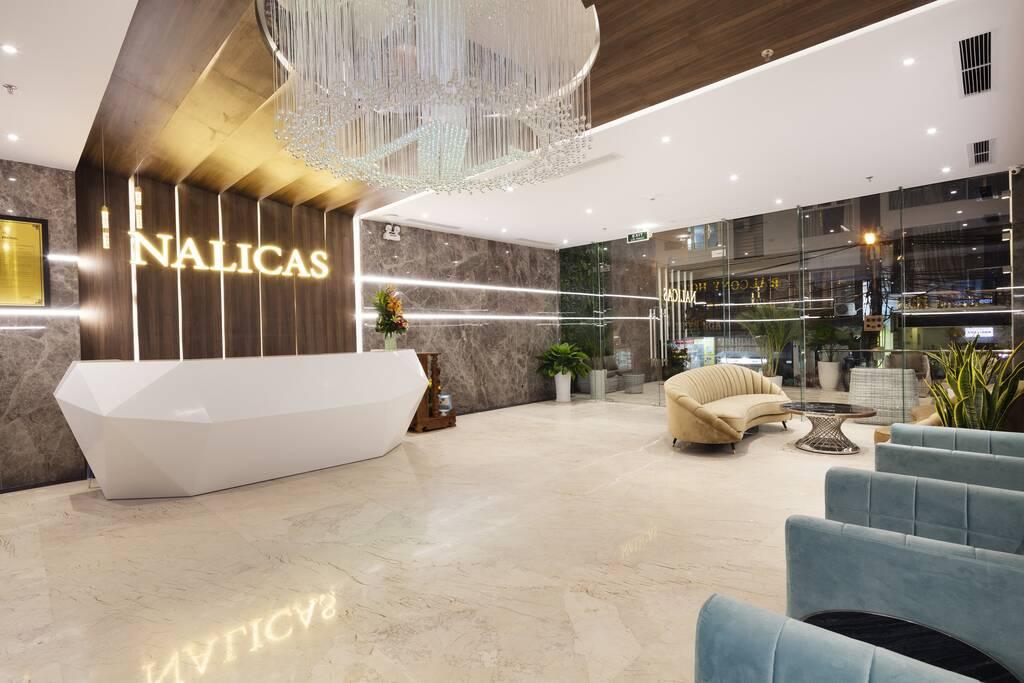Nalicas Hotel бронирование