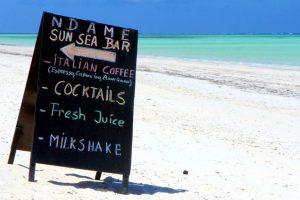 Ndame Beach Lodge бронирование