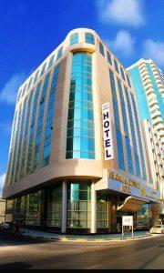 Nejoum Al Emarate Hotel Sharjah бронирование