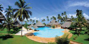 Neptune Pwani Beach Resort & Spa бронирование