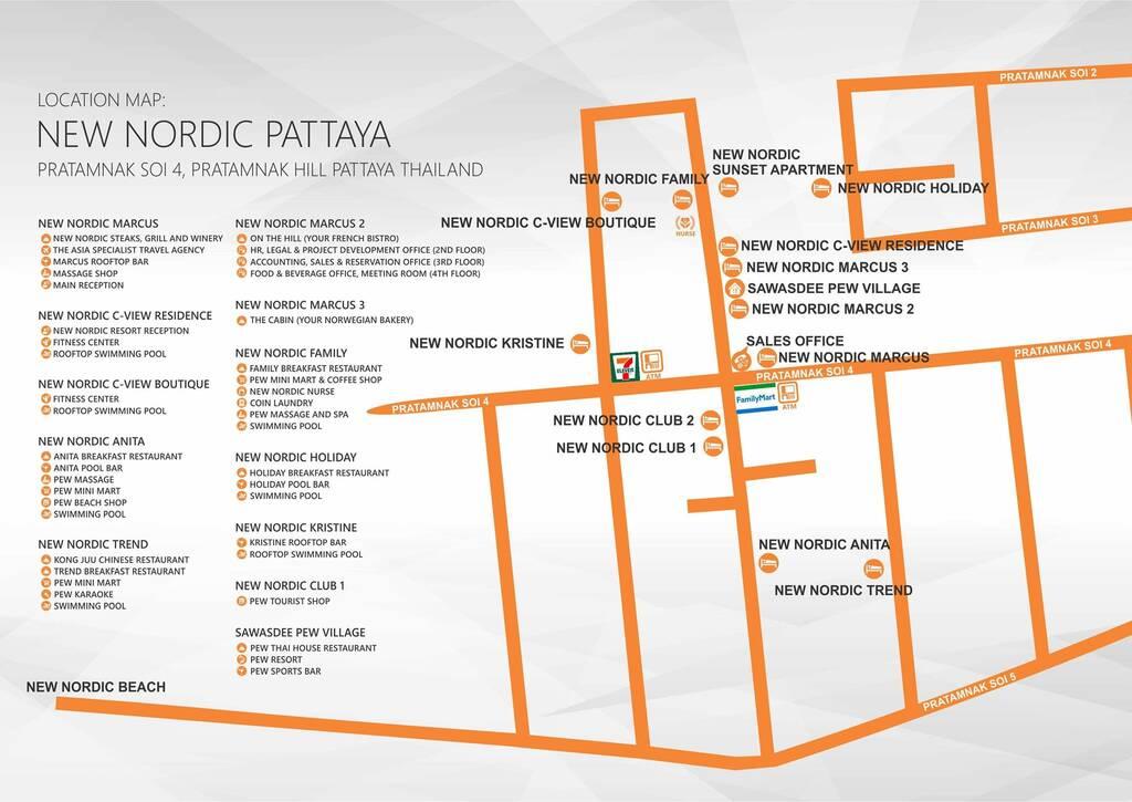 New Nordic Orange Club бронирование