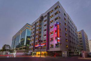 Nihal Residency Hotel Apartment бронирование