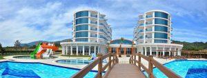 Notion Kesre Beach & Spa Hotel бронирование