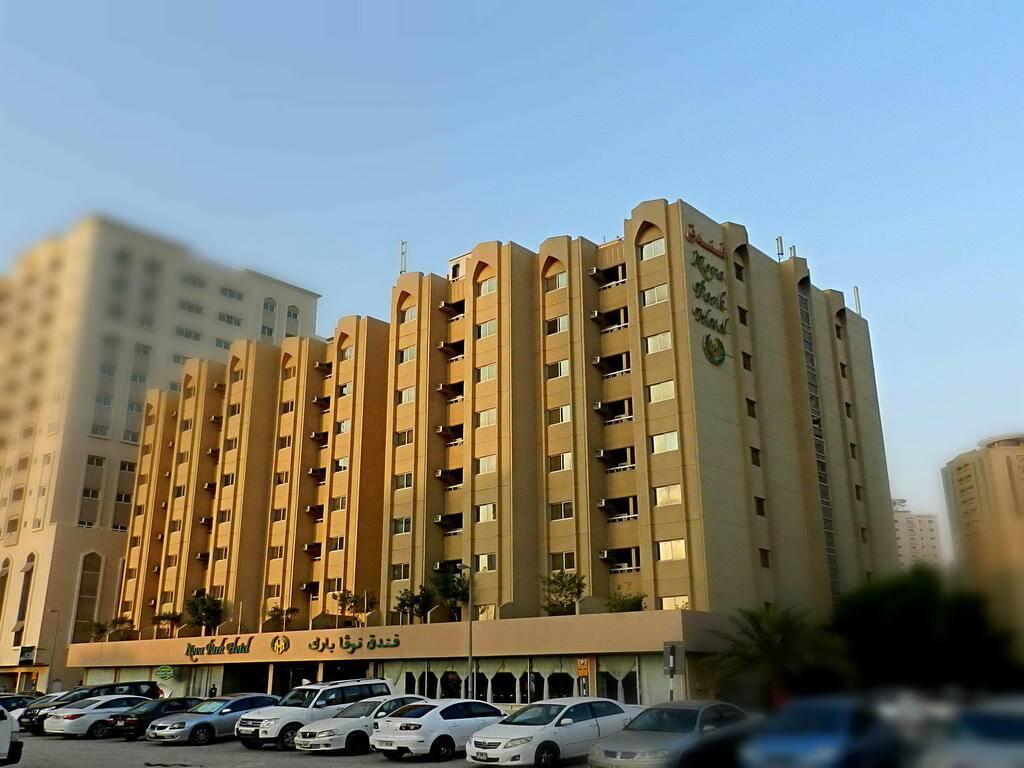 Nova Park Hotel Sharjah бронирование