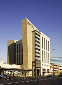 Novotel Deira City Center бронирование