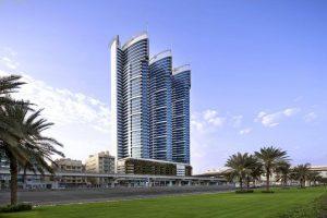 Novotel Dubai Al Barsha Hotel бронирование