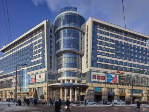 Novotel Moscow Kievskaya Hotel бронирование