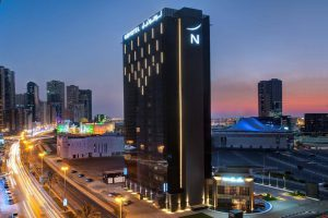 Novotel Sharjah Expo Centre бронирование