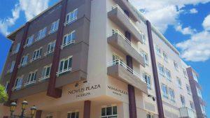 Novus Plaza Hodelpa бронирование