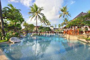 Nusa Dua Beach Hotel & Spa бронирование