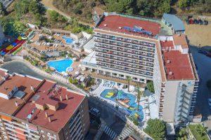 Oasis Park Splash Hotel бронирование