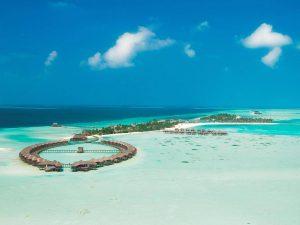 Olhuveli Beach & Spa Resort бронирование