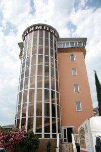 Олимпия-Адлер отель бронирование