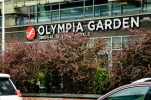 Original Sokos Hotel Olympia Garden бронирование