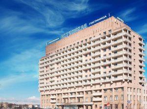Отель Охтинская бронирование