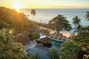 Outrigger Koh Samui Beach Resort бронирование