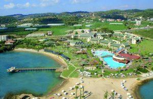 Oz Hotels Incekum Beach Resort бронирование
