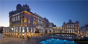 Oz Hotels Side Premium бронирование