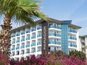 Parador Beach Hotel бронирование
