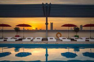 Park Inn by Radisson Dubai Motor City бронирование