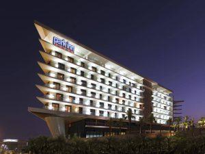 Park Inn by Radisson Abu Dhabi Yas Island бронирование