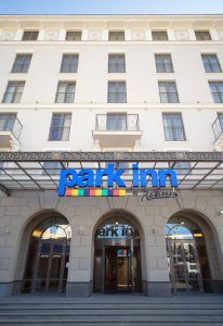 Park Inn by Radisson Sochi City Centre бронирование