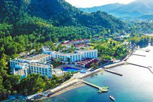 Pgs Hotels Fortezza Beach Resort бронирование