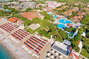 Pgs Hotels Kiris Resort бронирование