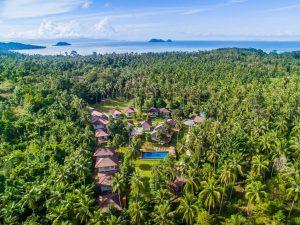 Phangan Akuna Resort бронирование