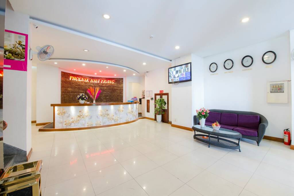 Phoenix Nha Trang Hotel бронирование