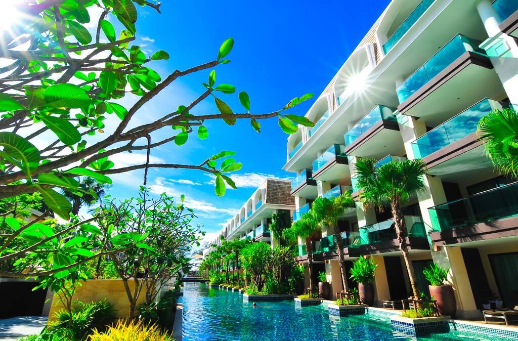 Phuket Graceland Resort & Spa Sunset Wing бронирование