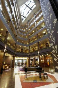 Plaza Hotel бронирование