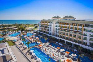 Port Nature Luxury Resort Hotel & Spa бронирование