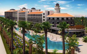 Port & River Hotel бронирование