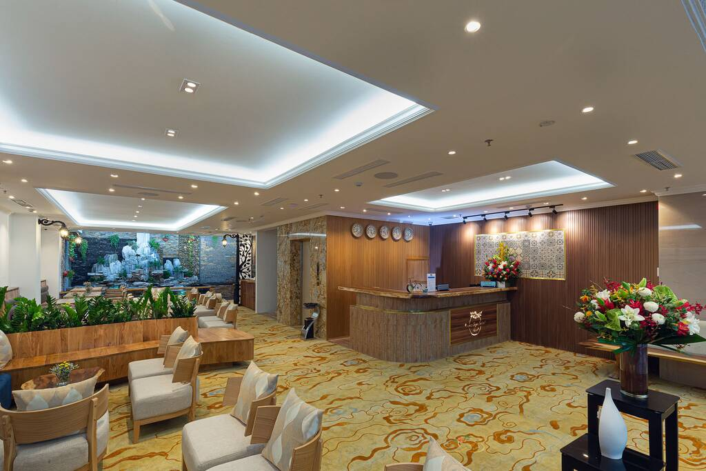 Princess Saigon Central Hotel бронирование