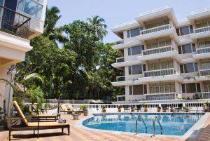 Quality Inn Ocean Palms Goa бронирование