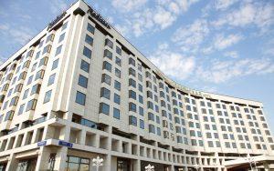 Radisson Slavyanskaya Hotel бронирование