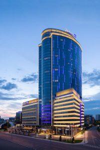 Radisson Blu Olympiyskiy Hotel бронирование