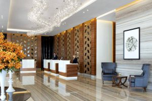 Radisson Blu Hotel Dubai Waterfront бронирование