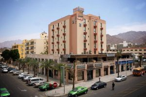 Raed Suites Hotel Aqaba бронирование