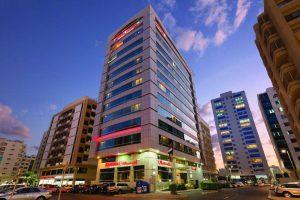 Ramada Downtown Abu Dhabi бронирование