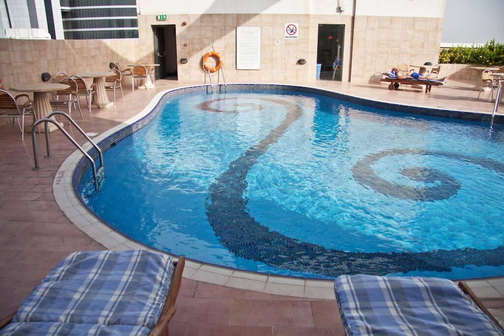 Ramee Rose Hotel Al Barsha бронирование