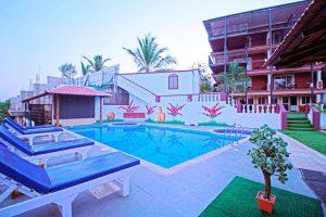 Raposo Holiday Resort бронирование