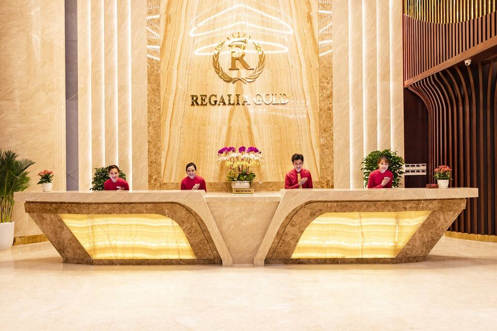 Regalia Gold Hotel бронирование