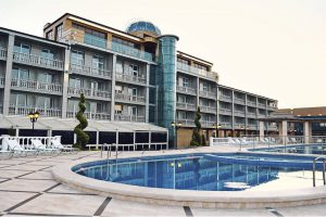 Ribera Resort&Spa hotel бронирование